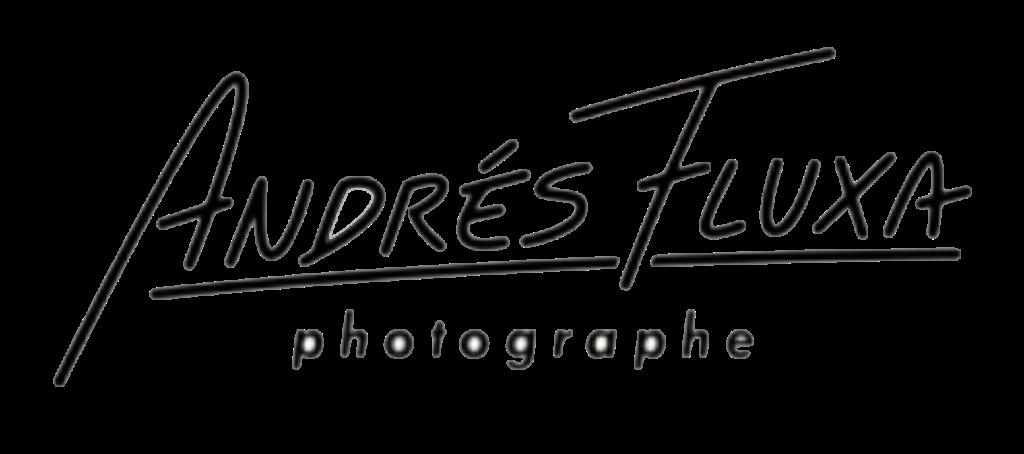 Logo Andrés Fluxa Photographe