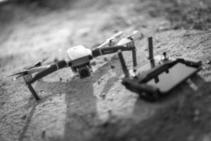 Drone à Dijon
