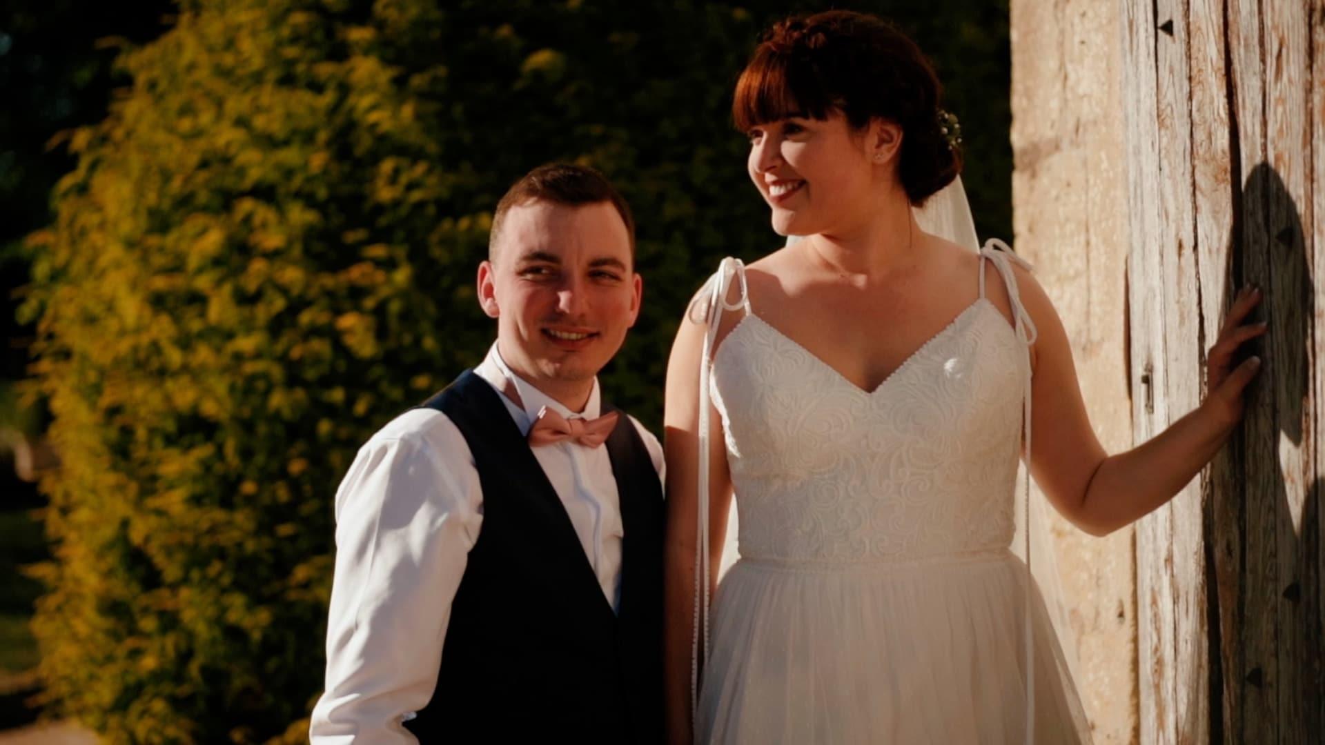 Couple heureux avant son mariage