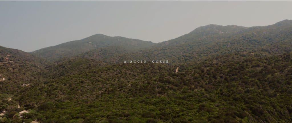Vidéo drone du mariage corse d'Emilie & Yannick.